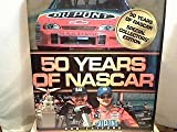 img - for A Celebration of 50 Years of Nascar by Bob Latford (1998) Hardcover book / textbook / text book