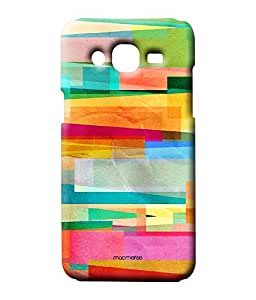 Abstract Fusion - Sublime Case for Samsung On5