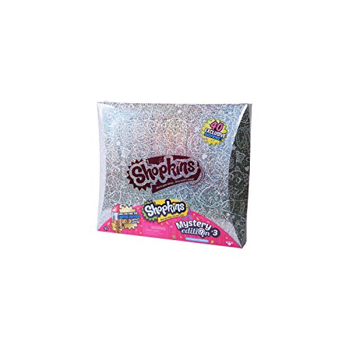 [Shopkins Mystery Edition 3.0 Silver Box Exclustive Limited Edition Set] (Duck Costumes For Dog)