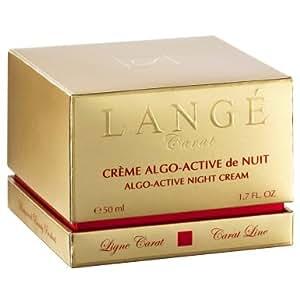 Amazon.com: Lange Carat Algo Active Night Cream 1.7 Oz: Beauty