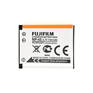 Fujifilm NP-45 Lithium Ion Rechargeable Battery for Fuji Z & J Series