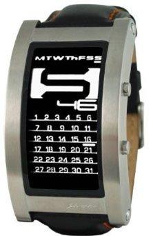 Phosphor Dc02 Digital Calendar Mens Watch