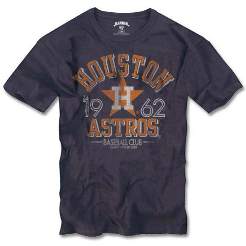 Houston Astros Vintage Scrum T-Shirt