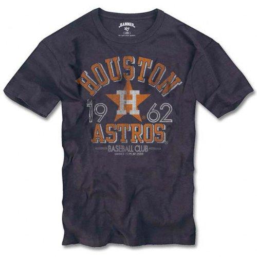 Houston Astros Vintage Scrum T-Shirt