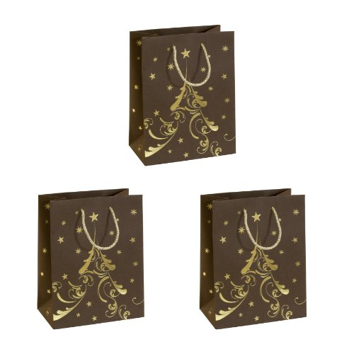 sigel gt105 kleine premium papier geschenkt ten glow 23 x 17 5 cm 3 st ck mit goldpr gung. Black Bedroom Furniture Sets. Home Design Ideas