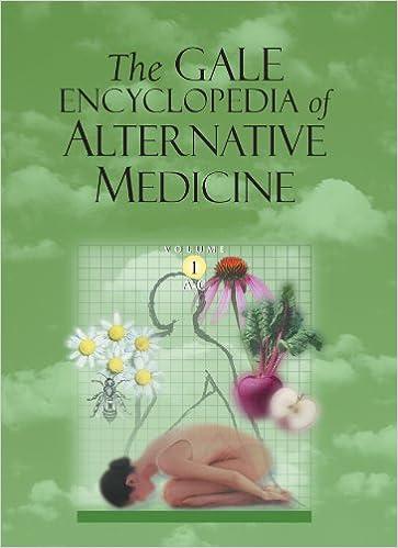 Alternative medicine encyclopedia