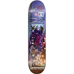 Buy World Industries Fukuhara Stereotype Skateboard Deck, 8.1 x 31.6-Inch by World Industries