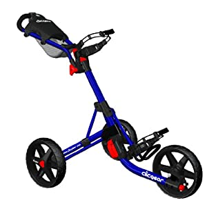 Clicgear Cart Model 3.0-Blue