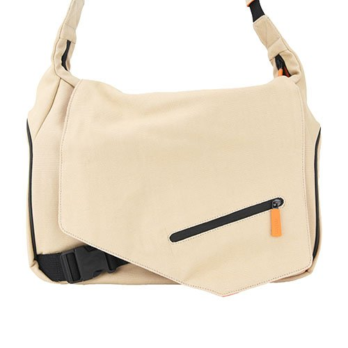 Click to buy miim House Monster Mad Star Cross Body Messenger Bag (Beige) for Lenovo IdeaPad S400 Touch - From only $65