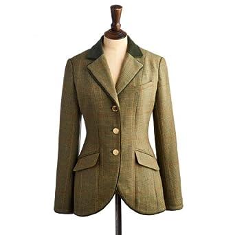 Joules Parade Tweed Ladies Jacket (P) - Mr Toad - 18