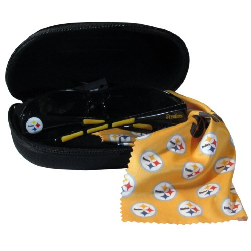 NFL Pittsburgh Steelers Sunglass and Accessory Set