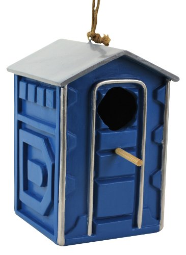BigMouth Inc Portable Potty Birdhouse - 1