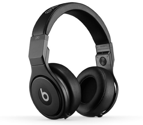 Big Save! Beats Pro Over-Ear Headphone (Infinite Black)