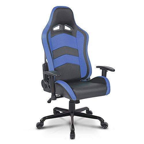 IKAYAA-Gaming-Stuhl-Bro-Schreibtischstuhl-Chefsessel-mit-Armlehnen-D-9273