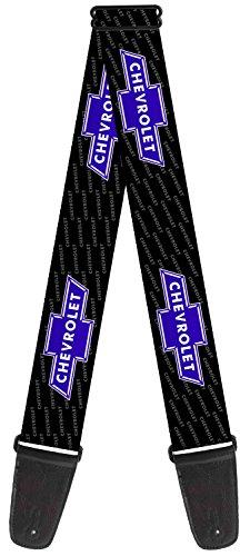 chevrolet-automobile-company-retro-blue-bowtie-logo-guitar-strap