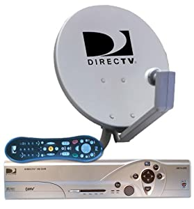 1 Room DIRECTV System with a DIRECTV HD DVR (Lease)