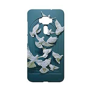 BLUEDIO Designer Printed Back case cover for Asus Zenfone 3 - G6095