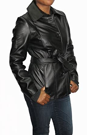Avanti Leather Jacket-Black-PL