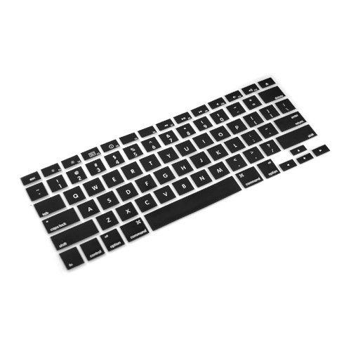 GTMax Aluminum Unibody Apple MacBook / Pro / Air Silicone Keyboard Skin Cover...