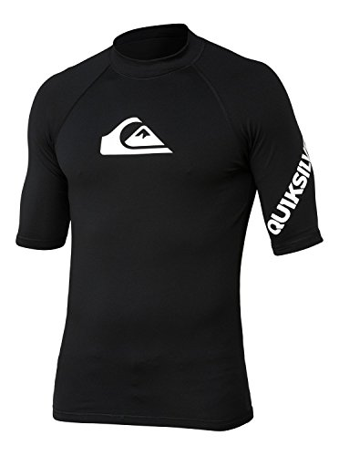 Quiksilver Men's All Time Short Sleeve Surf T-Shirt [zob] 100% brand new original authentic omron omron proximity switch e2e x2e1 2m 5pcs lot