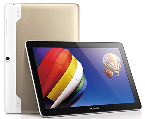 Huawei I MediaPad 10LINK 25,7 cm (10,1'') Tablette Tactile (Cortex A9 Qualcomm, 1,2GHz, 1Go RAM, 8Go HDD, Wi-Fi, Android 4.0) Argent/Blanc