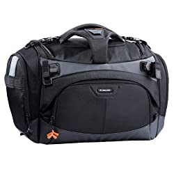 Vanguard Xcenior 41 Shoulder Bag (Black)