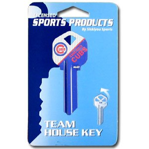 Chicago Cubs Mlb Licensed House Or Office Key