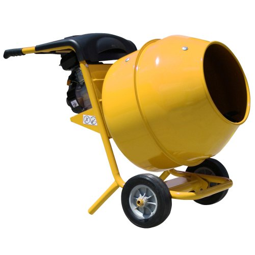 2.5 Cubic Foot Gas Powered Cement Mixer