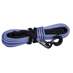 Rugged Ridge 15102.11 25/64\'\' X 94\' Synthetic Winch Rope
