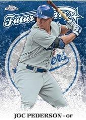 2015 Topps Chrome Baseball Jumbo Hobby Box (12 packs/box, 13 cards/pack, 5 autographs, RELEASE DATE 8/19)