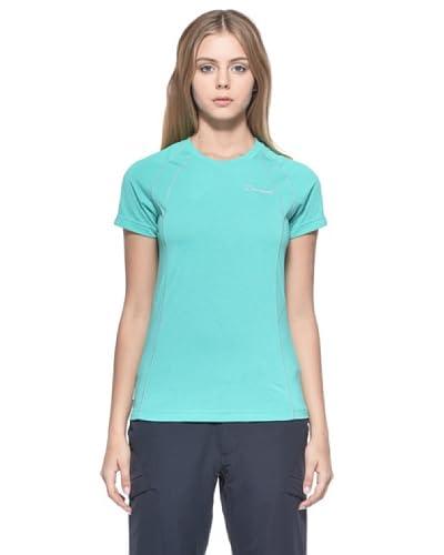 Berghaus T-Shirt Berghaus T-Shirt Af Grn/Grn [Verde Acqua]