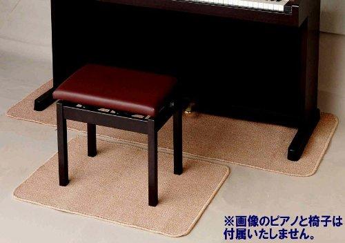 ITOMASA フロアマット&チェアマットSTセット/電子ピアノ用