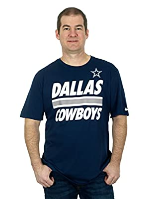 NFL Dallas Cowboys Nike Men's Short Sleeve T-Shirt