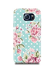 Fashionable Floral Pattern Samsung Note 5 Case