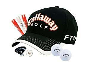 Callaway Tour Hat - Gorra de golf, color negro