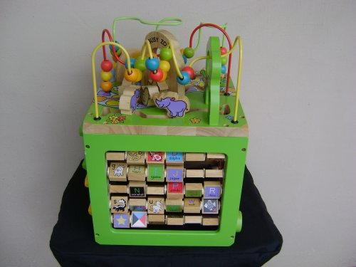 Parents Busy School Activity Cube
