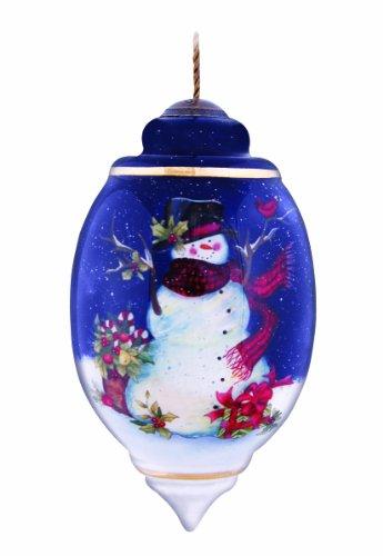 Ne'Qwa Christmas Eve Companion Ornament front-253783