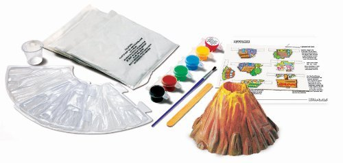 4M Volcano Making Kit Children, Kids, Game front-992776