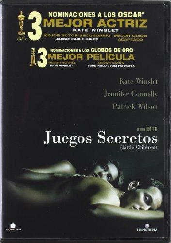 Juegos Secretos [DVD]
