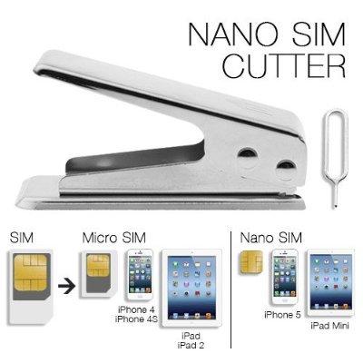 5 en 1 coupeur pour nano sim 3 adaptateurs nano sim. Black Bedroom Furniture Sets. Home Design Ideas