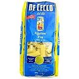 ディチェコ(DE CECCO) s No.24 リガトーニ 500g