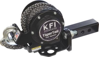 KFI Products Tiger Tail Tow System - 2in. Adjustable 101100