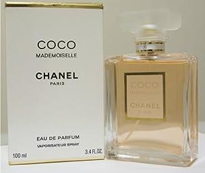 Chanel Coco Mademoiselle Perfume By 3.4 OZ Eau De Parfum ...
