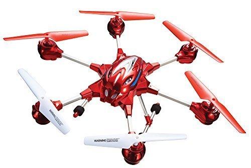 Sky Rover Hexa 6.0 Drone with Camera Vehicle by SkyRover