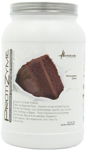 Metabolic Nutrition Protizyme Chocolate Cake 2 lb