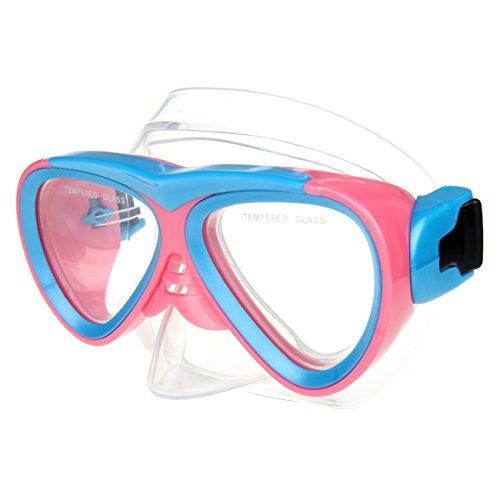 Tera® M2623 Hochwertige Tauchbrille Schwimmbrille Kinder Tauchermaske für Schnorcheln Tauchen Schwimmen