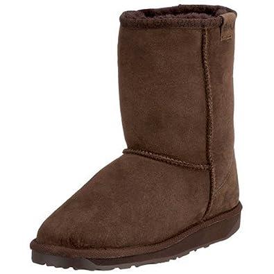 Emu Women's Stinger Lo Snow Boots, Chocolate, 3 UK