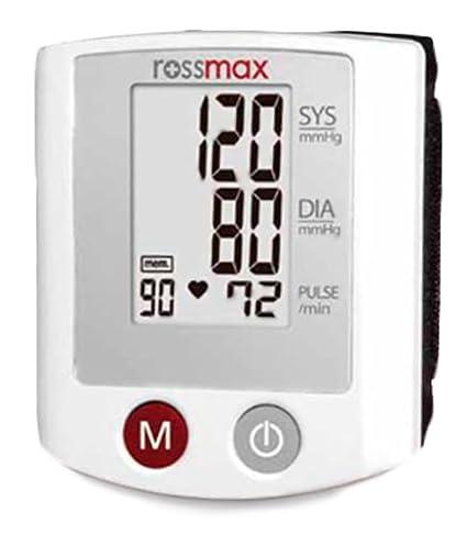 Rossmax S150 Wrist Blood Pressure Monitor