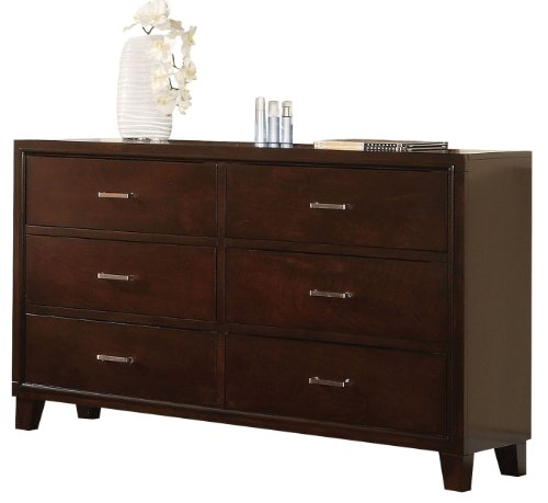Espresso Finish Dresser back-691330
