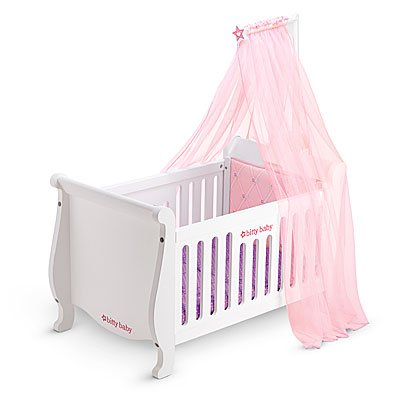 Doll Cribs And Beds